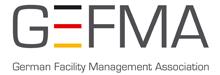 Logo GEFMA im Unterstützer Karoussel