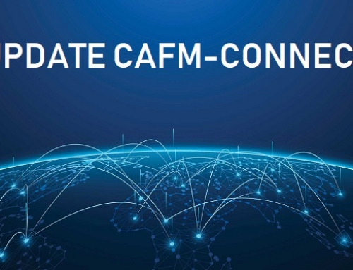 Neueste CAFM-Connect Version enthält Globale Artikelnummer (GTIN)